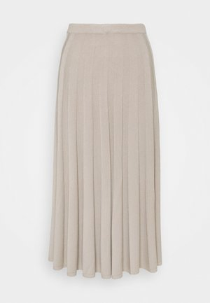 RUBY SKIRT - A-line skirt - grey beige