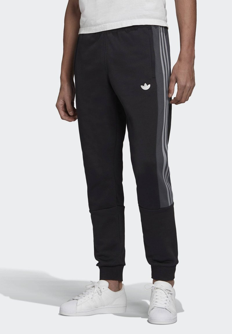 adidas Originals - BX-20 SWEAT JOGGERS - Tracksuit bottoms - black