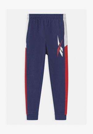 HERITAGE COMFY - Tracksuit bottoms - red