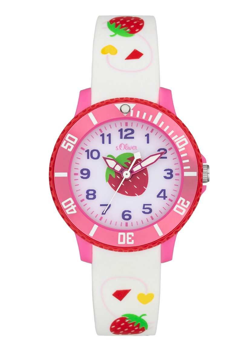 s.Oliver - Watch - pink