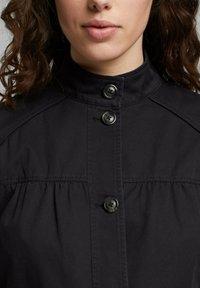edc by Esprit - Summer jacket - black - 3