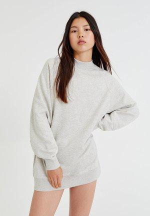 MIT LANGEN  - Jumper dress - grey