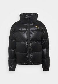Puma - SHINE JACKET - Down jacket - black - 5