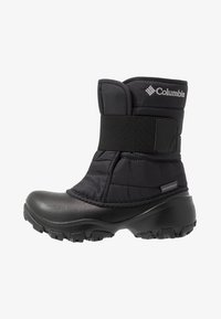 Columbia - YOUTH ROPE TOW KRUSER 2 - Winter boots - black - 1