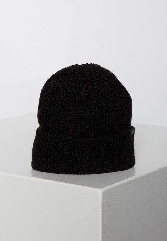 USUAL - Beanie - black