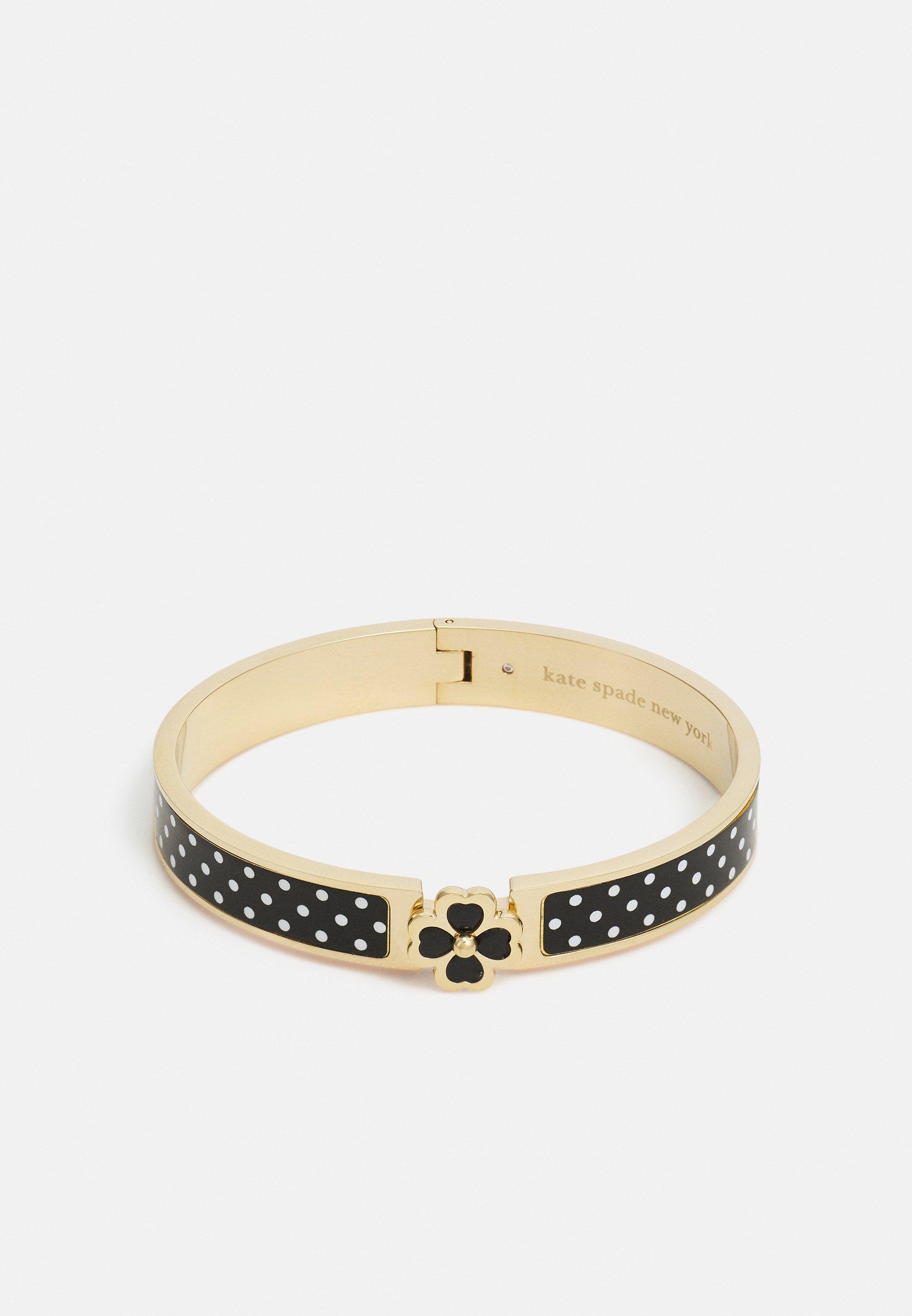 Femme HERITAGE FLOWER HINGED BANGLE - Bracelet