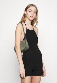 Fashion Union - BASQUE UNITARD - Jumpsuit - black - 3