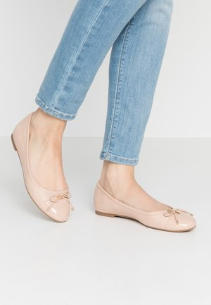 AMOREIRA - Ballet pumps - light brown