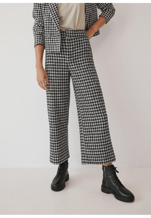 CUADRI - Pantaloni - schwarz