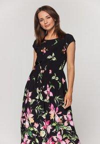 Bialcon - Sukienka letnia - czarny - 2