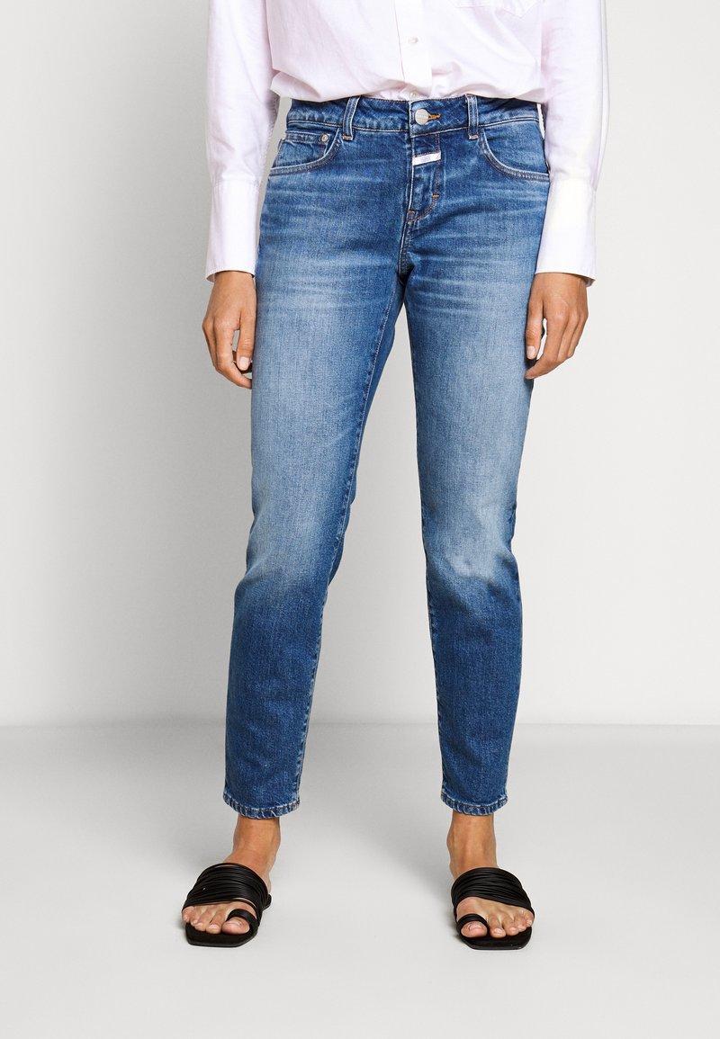CLOSED - BAKER - Džíny Slim Fit - mid blue