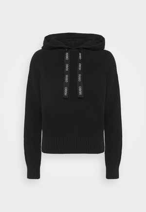 SESSAMEE - Jumper - black
