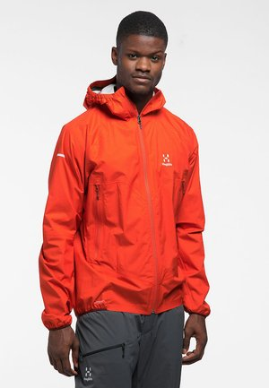 PROOF MULTI JACKET MEN - Hardshelljacka - habanero