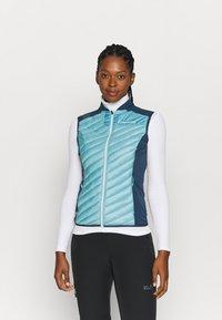 La Sportiva - ARIA VEST - Waistcoat - pacific blue/opal - 0