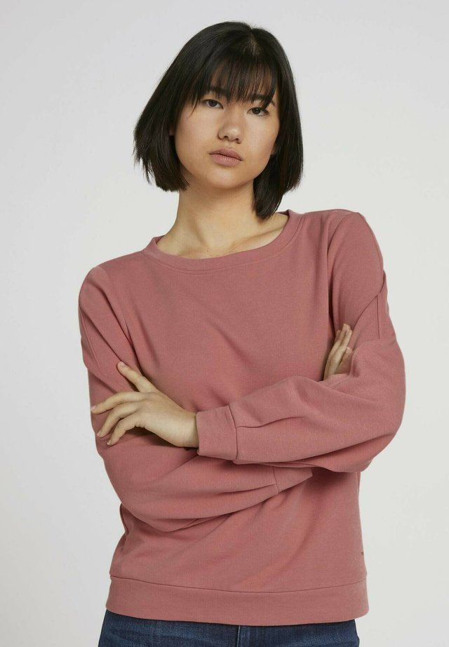 Sweater - dusty pastel pink