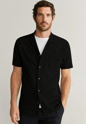 BONHEUR - Shirt - black