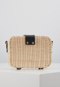 Gina Tricot - BAG - Across body bag - light beige - 2