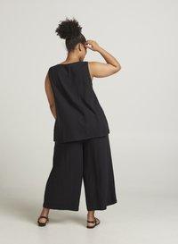 Zizzi - Pantaloni - black - 1
