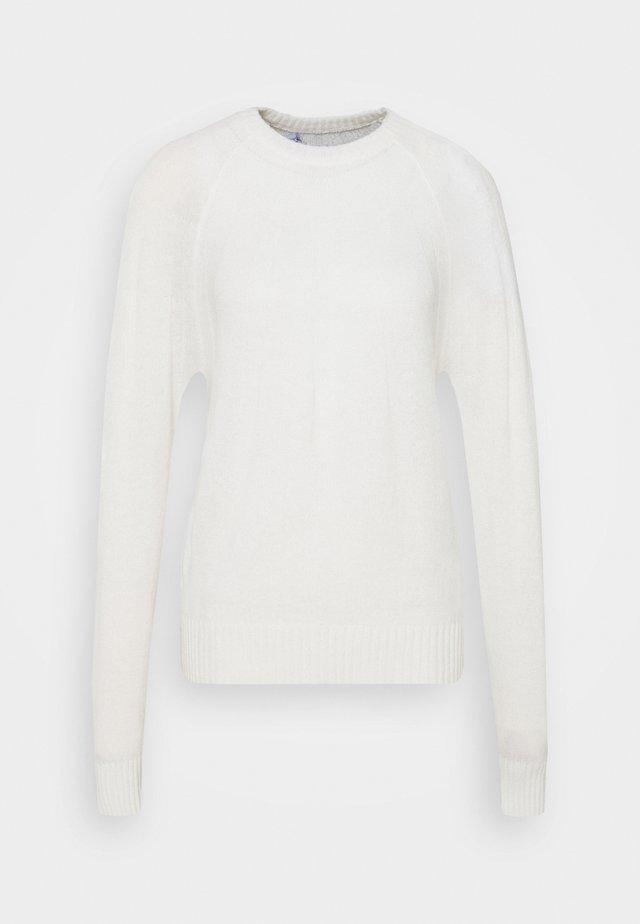 LEONA - Pullover - ecru