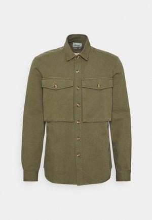 GONE SHIRT - Shirt - slate