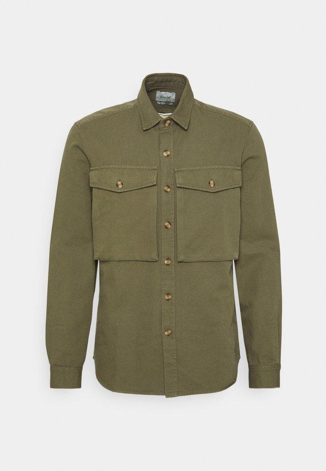 GONE SHIRT - Overhemd - slate