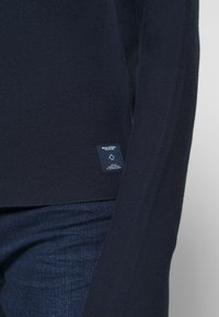 Marc O'Polo DENIM - LONG SLEEVE CREW NECK - Jumper - scandinavian blue - 5