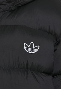 adidas Originals - WINTER LOOSE JACKET - Dunjakke - black - 14