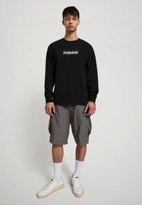 Napapijri - Långärmad tröja - black - 0