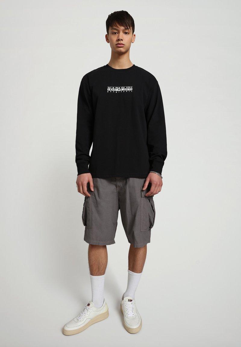 Napapijri - Långärmad tröja - black