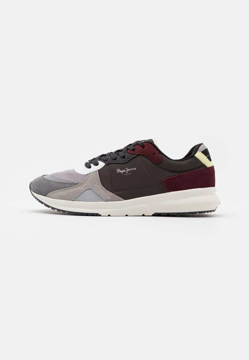 Pepe Jeans - PARK AIR SPORT - Trainers - grey