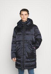 Champion Reverse Weave - JACKET - Winter coat - navy - 0