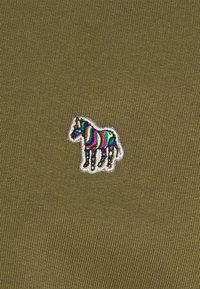 PS Paul Smith - MENS ZIP BOMBER - Zip-up sweatshirt - khaki - 6