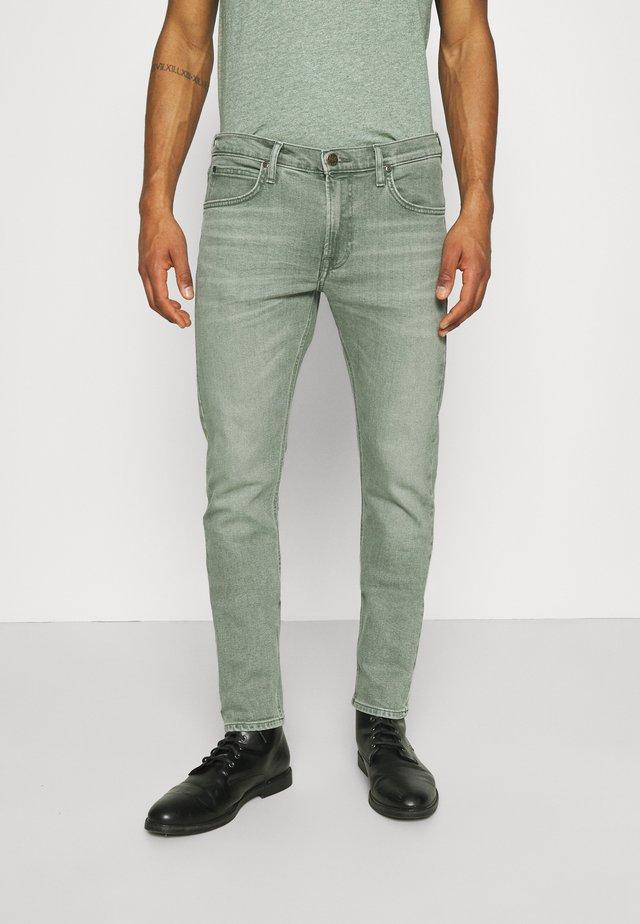 LUKE - Jean slim - faded khaki