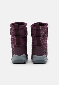Kappa - CESSY TEX UNISEX - Winter boots - purple/rosé - 2