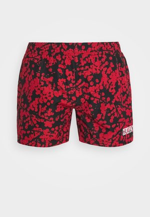 KOHAMA - Shorts da mare - open red