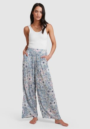 DREAM DAZE - Trousers - blue