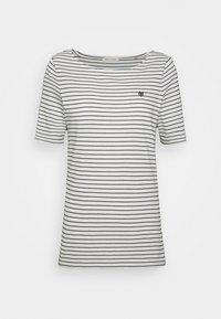 Marc O'Polo - SHORT SLEEVE ROUND NECK - Print T-shirt - multi/black - 3