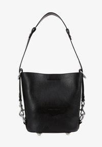 Rebecca Minkoff - UTILITY  BUCKET - Handbag - black - 5