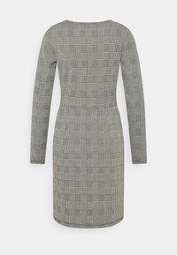 Anna Field - Shift dress - mottled grey - 1