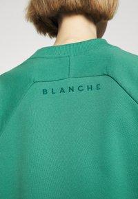 BLANCHE - HELLA - Sweatshirt - stella gre - 5