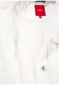 s.Oliver - Light jacket - cream - 2