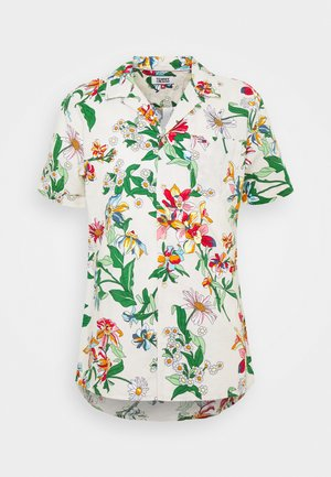 ALLOVER PRINT CAMP - Shirt - multicolor