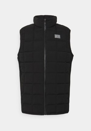 MODERN ESSENTIALS VEST - Weste - black