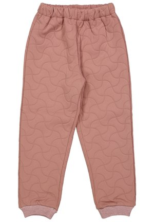 THERMO PANTS ALEX UNISEX - Outdoor trousers - rose cheeks