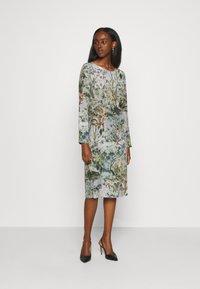 Alberta Ferretti - DRESS - Day dress - grey - 0