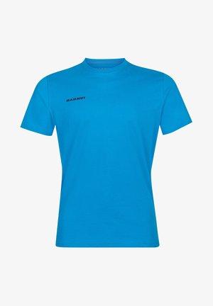 SEILE  - Print T-shirt - gentian