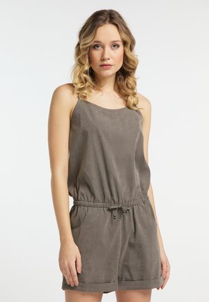 CUPRO - Jumpsuit - dark gray