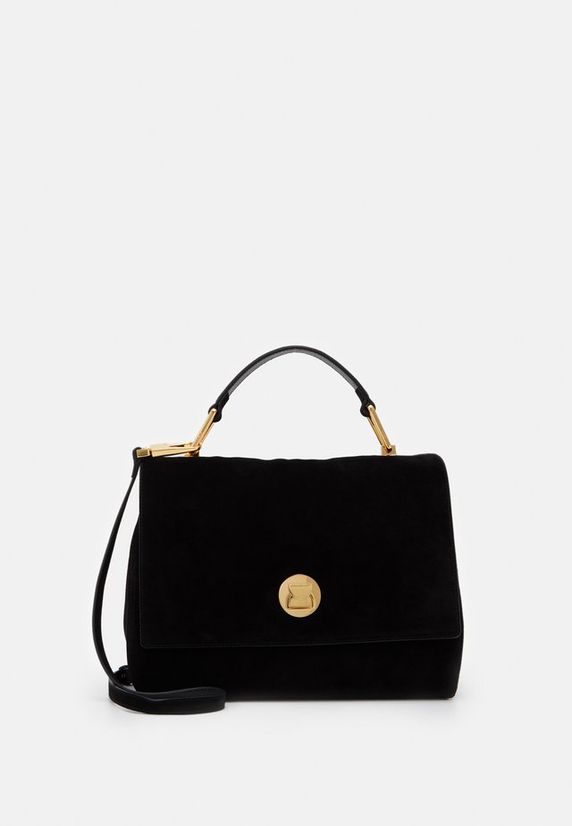LIYA SHOULDER SATCHEL - Handbag - noir
