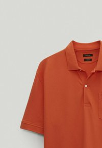 Massimo Dutti - Polo shirt - red - 2