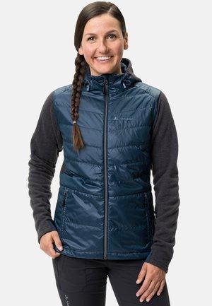 MOENA HYBRID - Sports jacket - dark sea